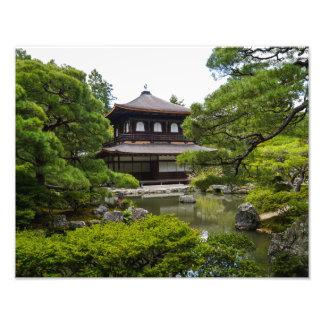 Ginkaku-ji (Silver Pavillion), Kyoto - Photo Print