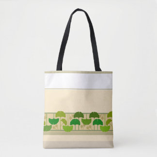 Ginkgo Designs for Your Arts & Crafts Travels Tote Bag