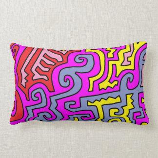 """""""Ginnis"""" Lumbar Pillow 13"""" x 21"""""""