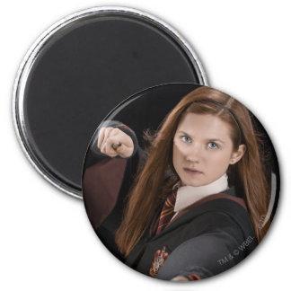 Ginny Weasley 6 Cm Round Magnet