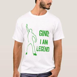 Gino: I AM LEGEND T-Shirt
