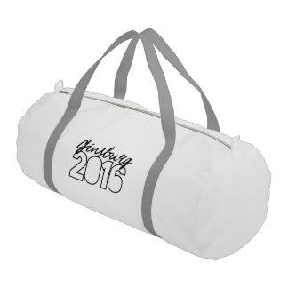 Ginsburg 2016 Signature Block Gym Duffel Bag