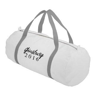 Ginsburg 2016 Signature Gym Duffel Bag