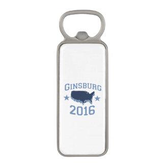 Ginsburg 2016 United Magnetic Bottle Opener