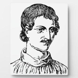 Giordano Bruno Plaque