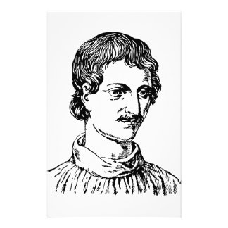 Giordano Bruno Stationery
