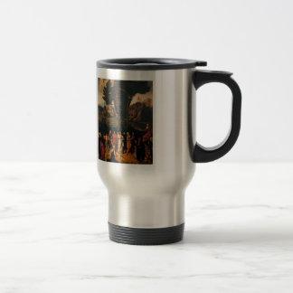Giorgione- The Judgement of Solomon Coffee Mug