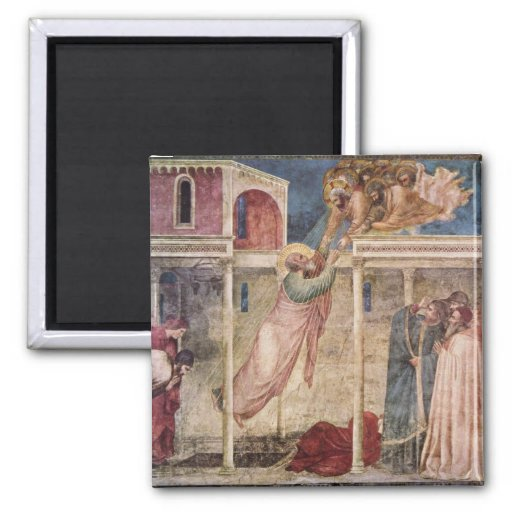 Giotto Art Refrigerator Magnets