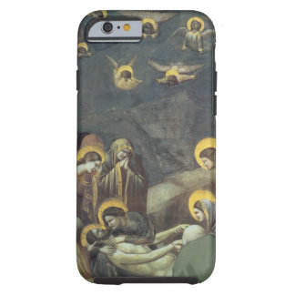 Giotto Lamentation Of Christ Tough iPhone 6 Case
