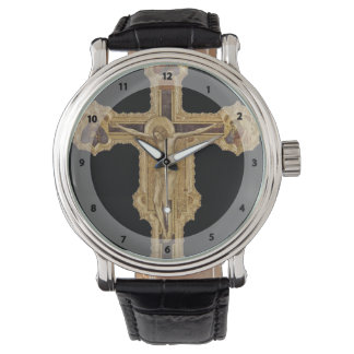 Giotto- The Crucifixion Watch