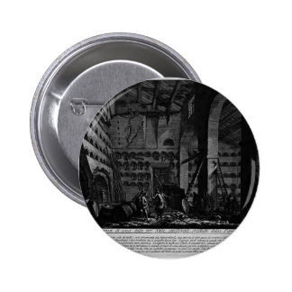 Giovanni Piranesi- Interior view of burial rooms Pins