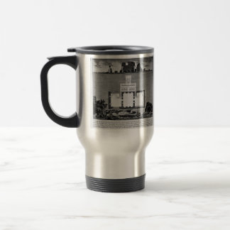 Giovanni Piranesi-View of an oldest tomb Travel Mug