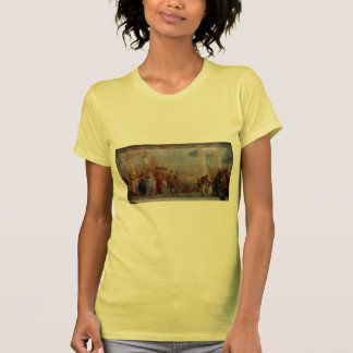 Giovanni Tiepolo- The reception of Henry III T-shirt