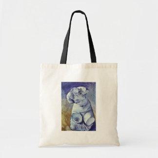 Gipstorso By Vincent Van Gogh Canvas Bag
