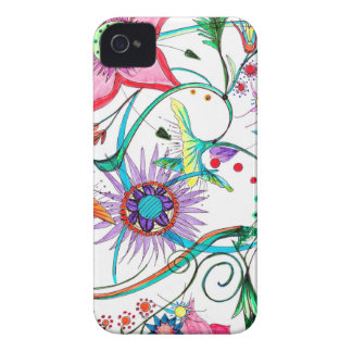 Gipsy garden iPhone 4 cover