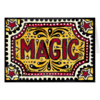Gipsy Magic Card