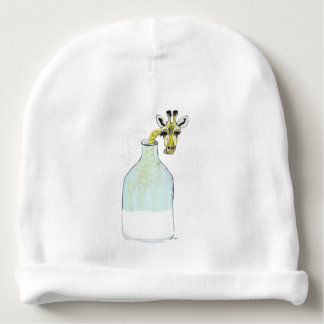 Giraf Milk Baby Beanie