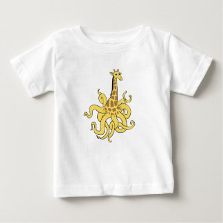 giraffapus_NO_words.ai Baby T-Shirt