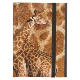 Giraffe 1A Powiscase iPad Air Covers