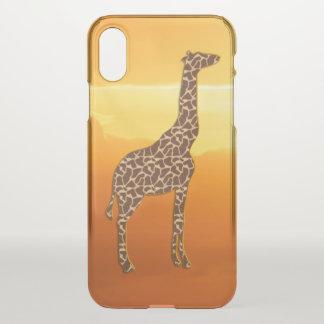 Giraffe 2 iPhone x case