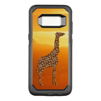 Giraffe 2 OtterBox commuter samsung galaxy s8 case