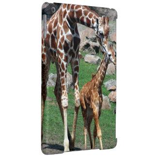 Giraffe Africa Safari Animal Personalize Giraffes Case For iPad Air
