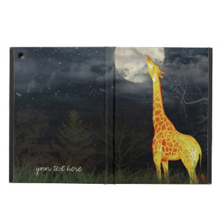 Giraffe and Moon | iPad 2/3/4/Mini/Air Cases iPad Air Cover