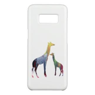 Giraffe Art Case-Mate Samsung Galaxy S8 Case