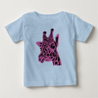 """Giraffe"" Baby Fine Jersey T-Shirt"