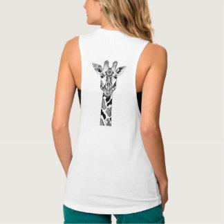 Giraffe Back Shirt