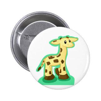 Giraffe Buttons