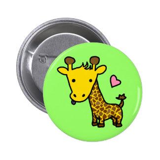 Giraffe Pins