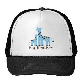 Giraffe Big Brother Cap