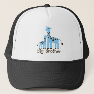 Giraffe Big Brother Trucker Hat