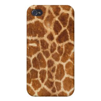 Giraffe Body Fur Skin iPhone4 Case Cover iphone 4 iPhone 4/4S Cover