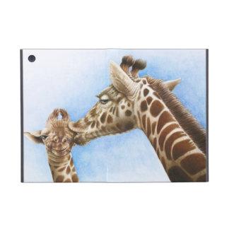 Giraffe & Calf iPad Case