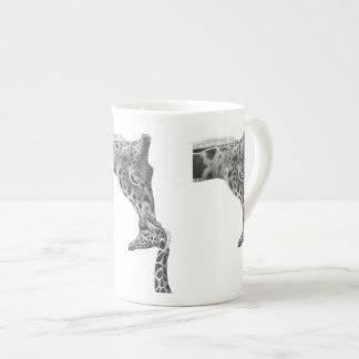 Giraffe & Calf Specialty Mugs