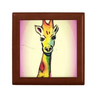 Giraffe Cartoon Box