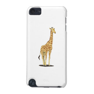 Giraffe cartoon iPod touch (5th generation) cover
