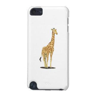 Giraffe cartoon iPod touch (5th generation) cover