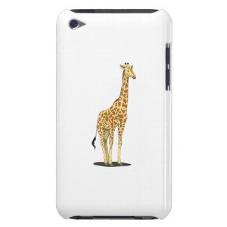 Giraffe cartoon iPod touch cover
