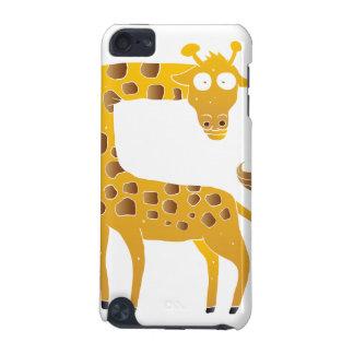 giraffe cartoon. iPod touch 5G covers