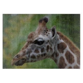 Giraffe Chopping Board