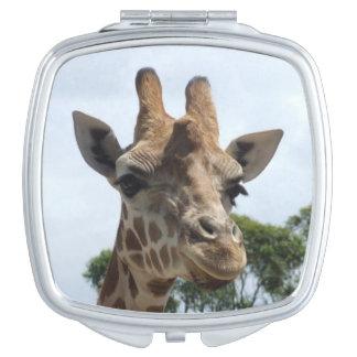 Giraffe Compact Mirror