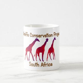 Giraffe Conservation Mug