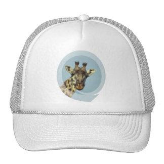 Giraffe Design  Baseball Hat