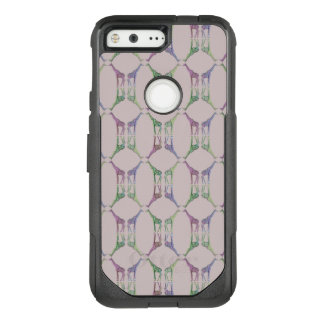Giraffe Diamond OtterBox Commuter Google Pixel Case