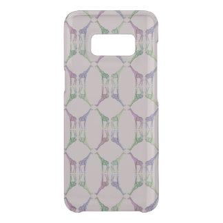 Giraffe Diamond Uncommon Samsung Galaxy S8 Case