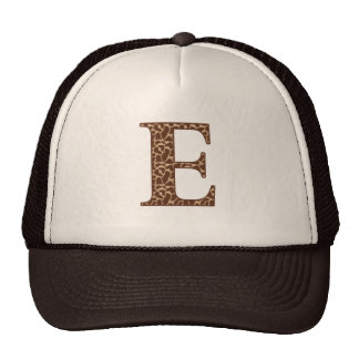 Giraffe E Hat