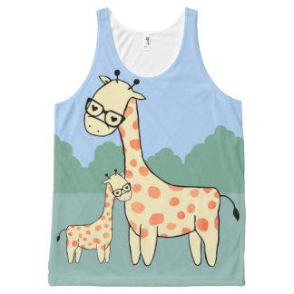 Giraffe Family - Vest